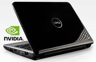 Illustration for article titled Nvidia Bringing GeForce 9400M to Atom Netbooks to Make Them Suck Less