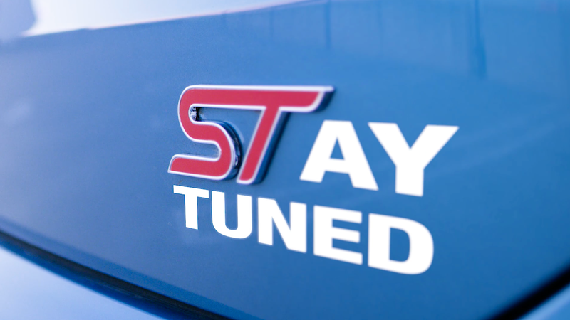 Illustration for article titled Ford Is Bringing A Mysterious New ST Car (Or SUV?) To Detroit