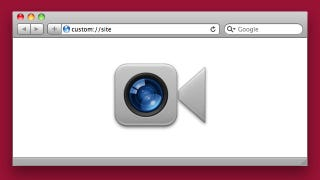 Illustration for article titled Use an Empty Browser Window to Help Light Your Face During Video Chats