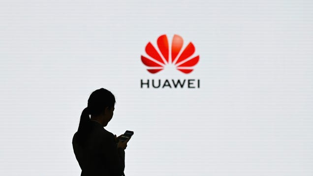 Looks Like Huawei Might Be Screwed This Time