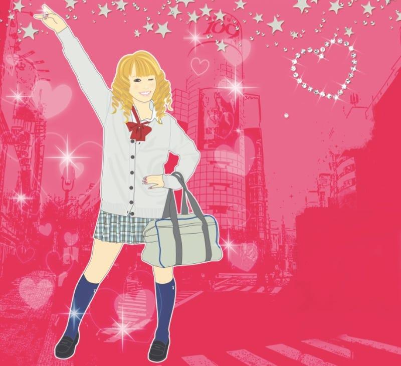 Illustration for article titled How Japanese Schoolgirls Started A Mobile Phone Revolution