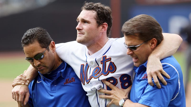 Illustration for article titled The Mets' Colossally Inept Medical Staff, Exposed In A Beat Writer's Twitter Rant