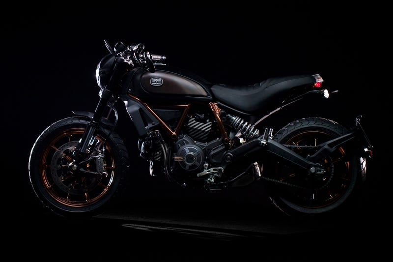 italia independent made the scrambler special edition ducati