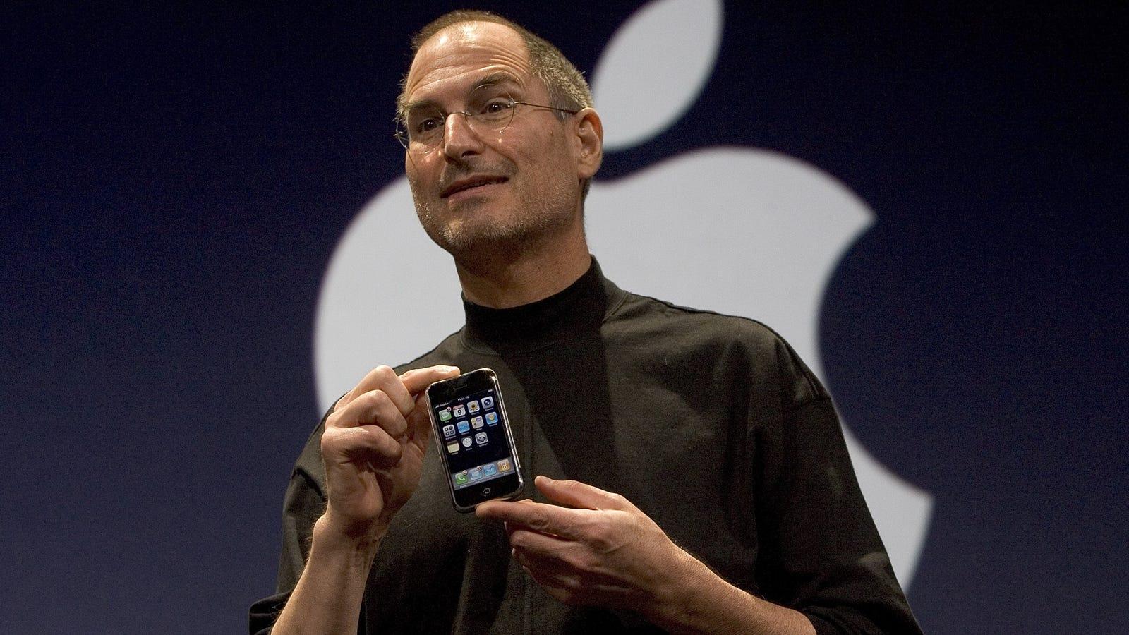 Las predicciones más equivocadas sobre el iPhone que leímos hace justo diez años