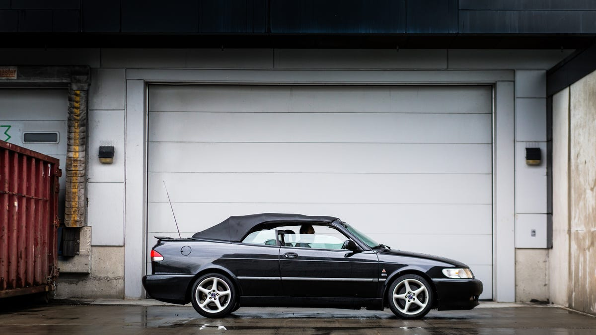 The Saab 9-3 Viggen Was The Last Great True Saab