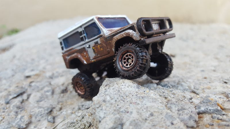 Illustration for article titled ORAT: Land rover D90 (old pics)