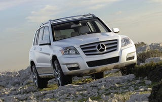 Illustration for article titled Detroit Auto Show: Mercedes Vision GLK Freeside Photos And Details Emerge