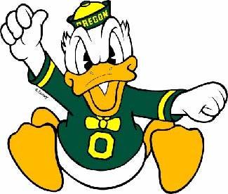 Illustration for article titled Oregon Ducks