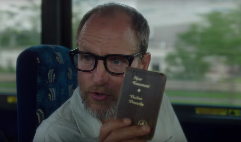 Illustration for article titled Woody Harrelson Is an Unlovable Loser in The First Trailer for Wilson