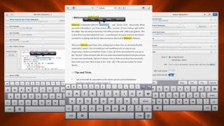Illustration for article titled Editorial for iPad Is a Powerful Text Editor with Automation Features