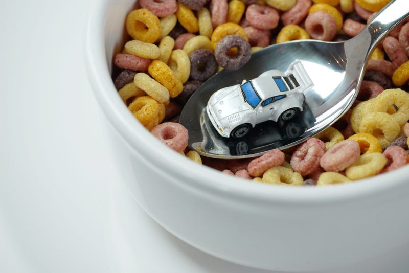 Illustration for article titled Micro Monday - Micro Cars in the wild #1