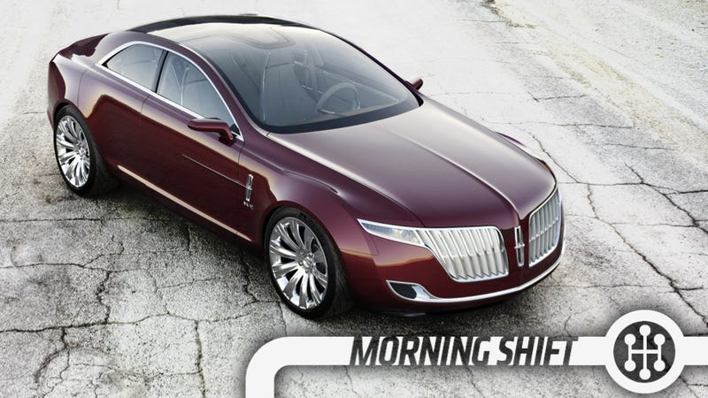 Illustration for article titled Is This Proof The New Lincoln MKS Is Going To Be Mustang-Based?