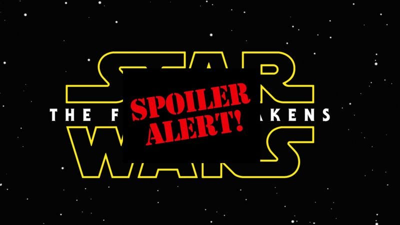 Illustration for article titled A new Chrome extension will block those pesky Star Wars spoilers