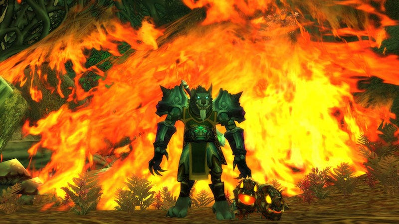 Watch Out For World Of Warcraft's Newest Thieving Scam