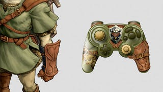 Illustration for article titled The Bizarre Legend of Zelda Controller We'll Never Play With