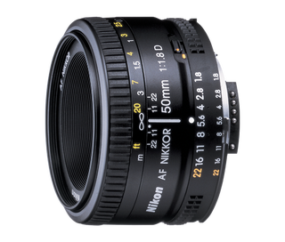 Illustration for article titled Has anybody used the Nikon 50mm f/1.8D prime lens?