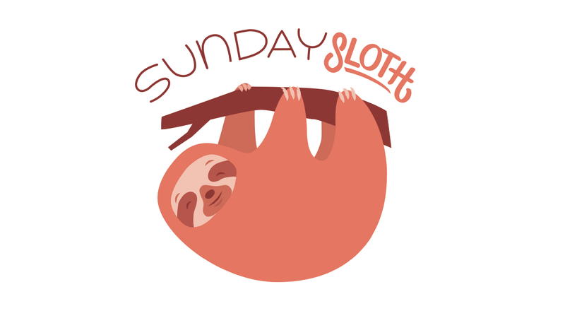 Illustration for article titled Sunday Sloth