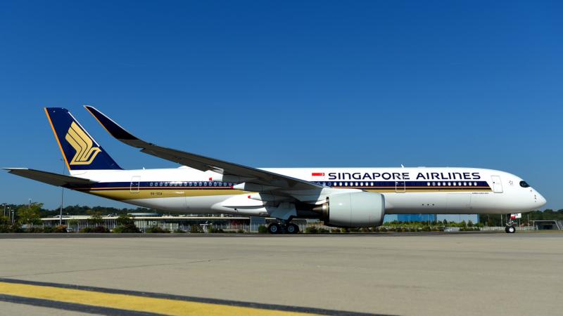 Illustration for article titled 19 horas en el aire: este avión conectará Singapur y Nueva Jersey en el vuelo directo más largo del mundo