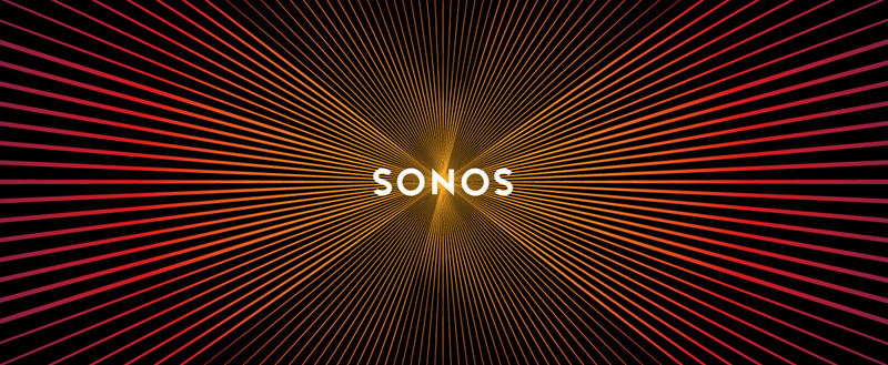 Illustration for article titled The New Sonos Logo Looks Like Pulsing Sound as You Scroll It