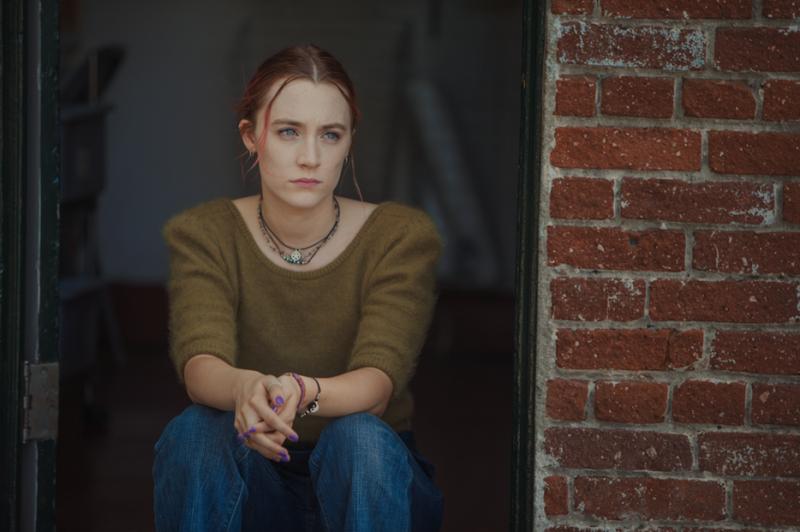 Saoirse Ronan stars in Lady Bird (Photo: A24)