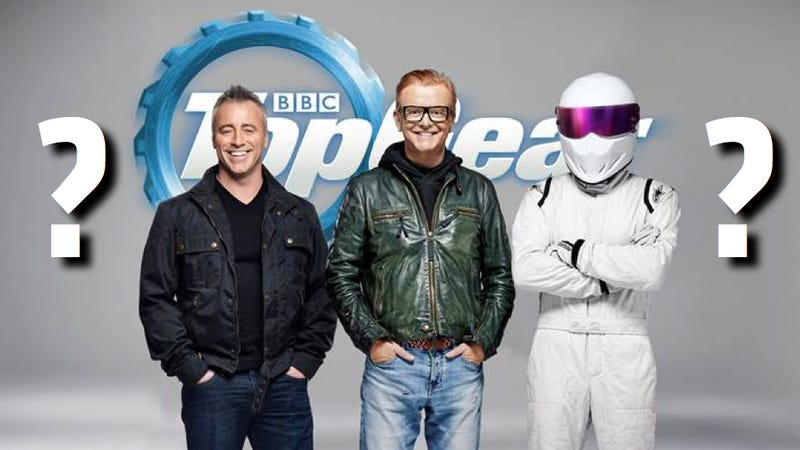 Illustration for article titled Top Gear Will HaveAt Least Five Hosts, According To Our Deep Forensic Analysis