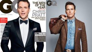 "Illustration for article titled ""Fuckin' Adrian Peterson, Man."" Fun With Chris Pratt!"