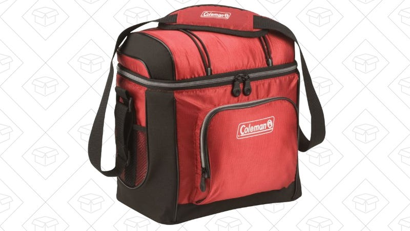 Coleman 16-Can Cooler, $9