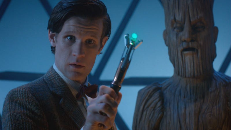 Illustration for article titled This Week's TV: Doctor Who does Christmas and Narnia!