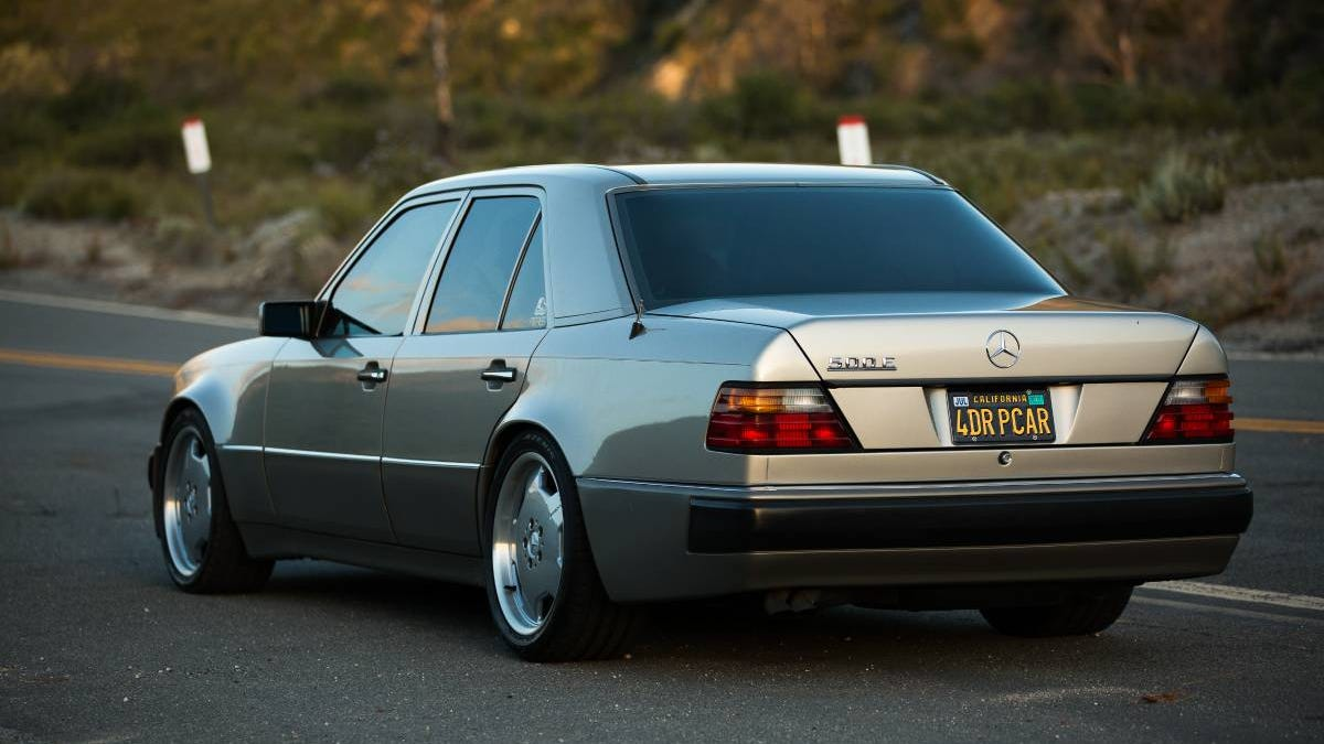 At $30,995, Could This 1992 Mercedes Benz 500E Really Be The Best? on