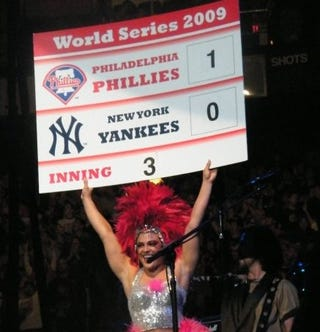 Illustration for article titled World Series, Game Two: Can't Find A Better Yankee?