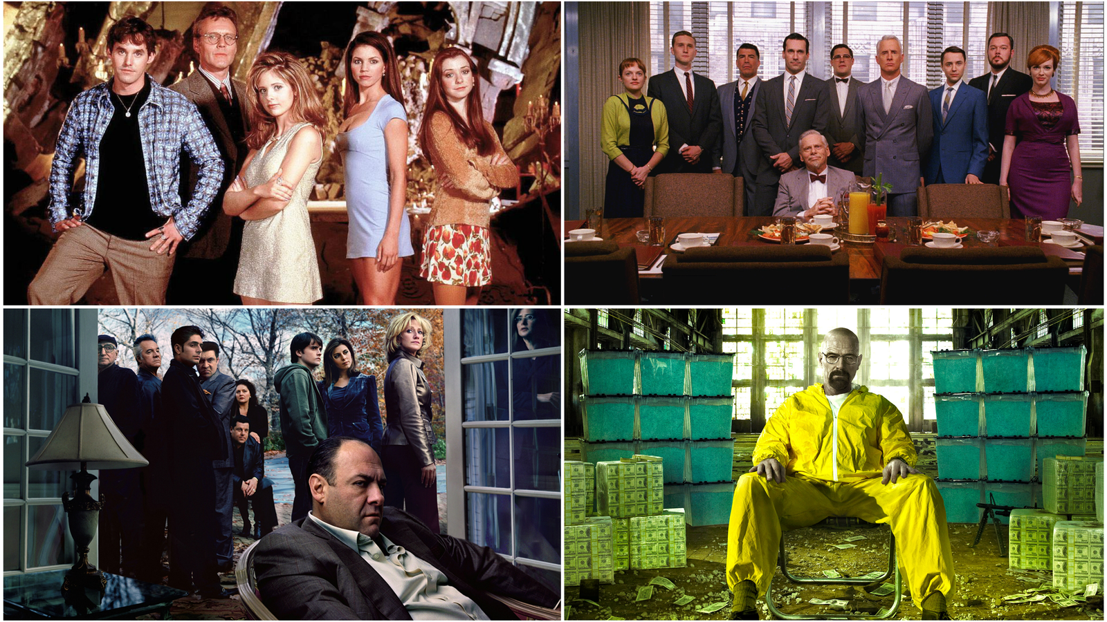 Binge-Watching TV This New Tumblr Tells You Which Episodes are OK toSkip images