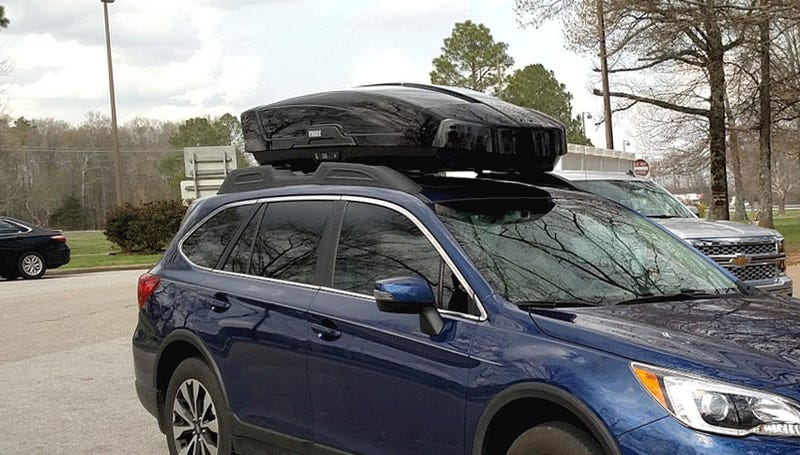 Thule S Motion Xt Cargo Box Earns A Ride On Your Next Road