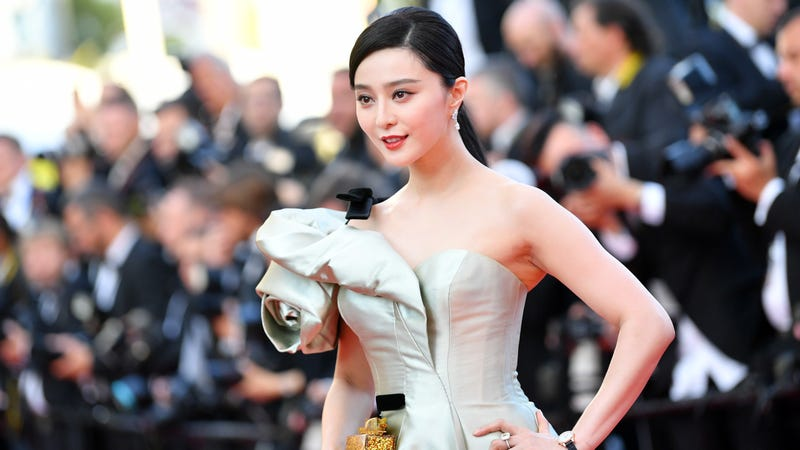 Illustration for article titled Fan Bingbing makes first social media post in months in wake of government fines