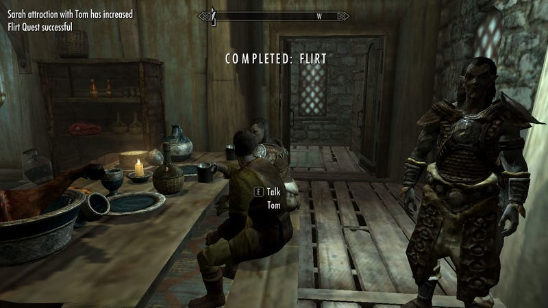 Skyrim Mod Gives NPCs Their Own Lives (And Loves)