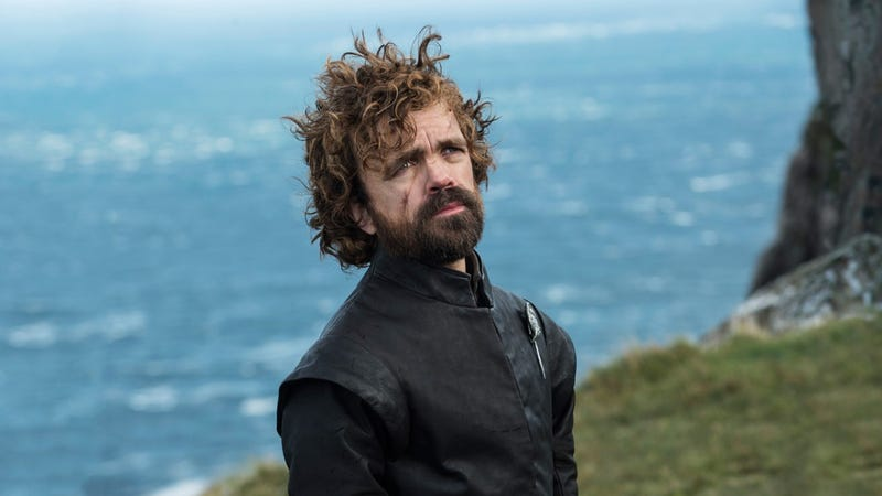 """""""Look, my name's not Tyrion anymore, all right?"""""""
