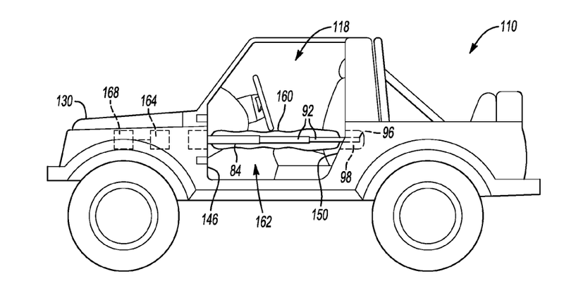 All images: Ford via USPTO