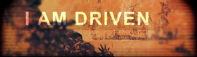 "Illustration for article titled ""Driven"" Images - For My Classroom/Hallway Wall Display"