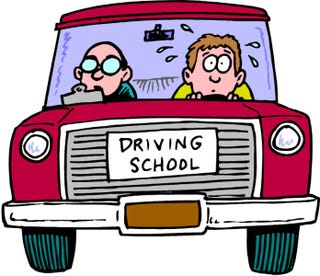 Illustration for article titled Driver's Education Manuals Are Depressing