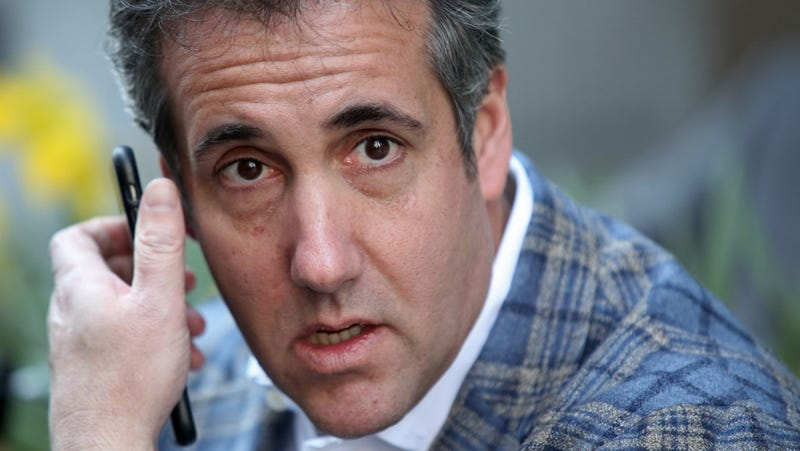Illustration for article titled FBI Recovered 731 Pages of Messages and Calls From Michael Cohen's BlackBerry