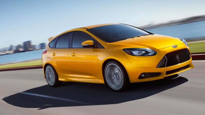Illustration for article titled Focus ST Bringing New And Younger Buyers To Ford Brand