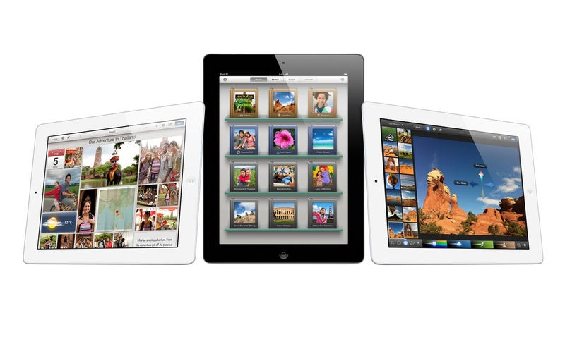 Illustration for article titled iWork and iLife Apps Updated, iPhoto Now Available For iOS