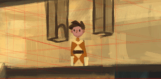 Illustration for article titled A Gallery Of Concept Art From Doublefine's Broken Age