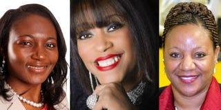 Patience Lehrman; Janice Jackson; Pamela Green-Jackson