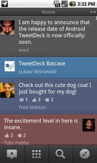 Illustration for article titled Download TweetDeck for Android Beta Right Now