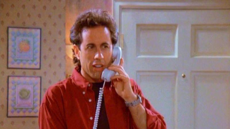 Screenshot from Seinfeld