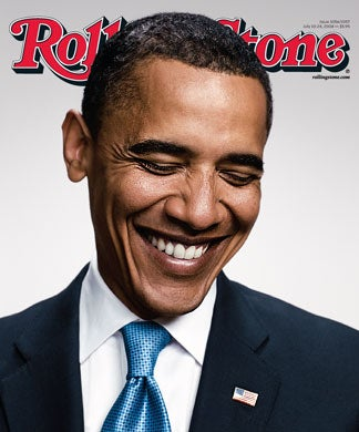 """Illustration for article titled Parsing The Obama Ipod As Told To Rolling Stone: The Blog Equivalent Of """"Hot In Herre""""?"""