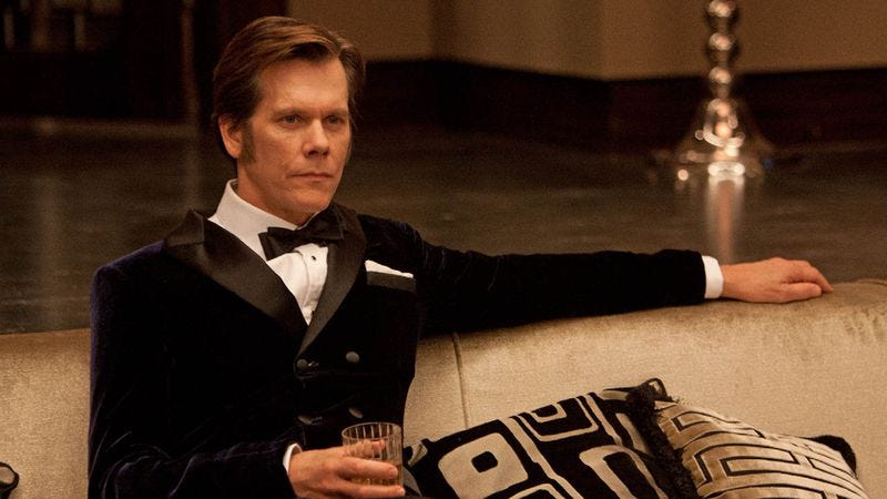 Kevin Bacon as Sebastian Shaw in X-Men: First Class (2011)