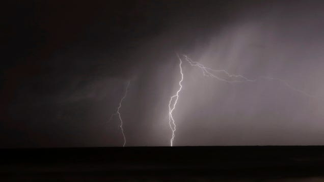 There s Way More Lightning in the Arctic Now