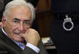 A DNA match made in Dominique Strauss-Kahn case. (Getty)