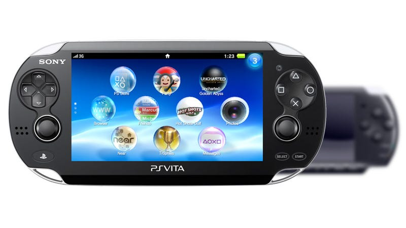 Illustration for article titled What If The PlayStation Vita is Just Another PSP?